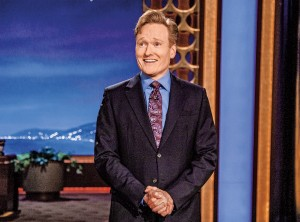 Conan O'Brien on TBS