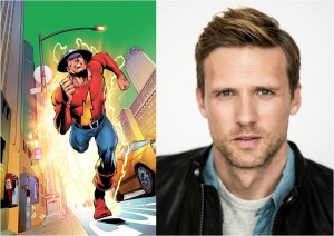 Teddy Sears as Jay Garrick on The Flash