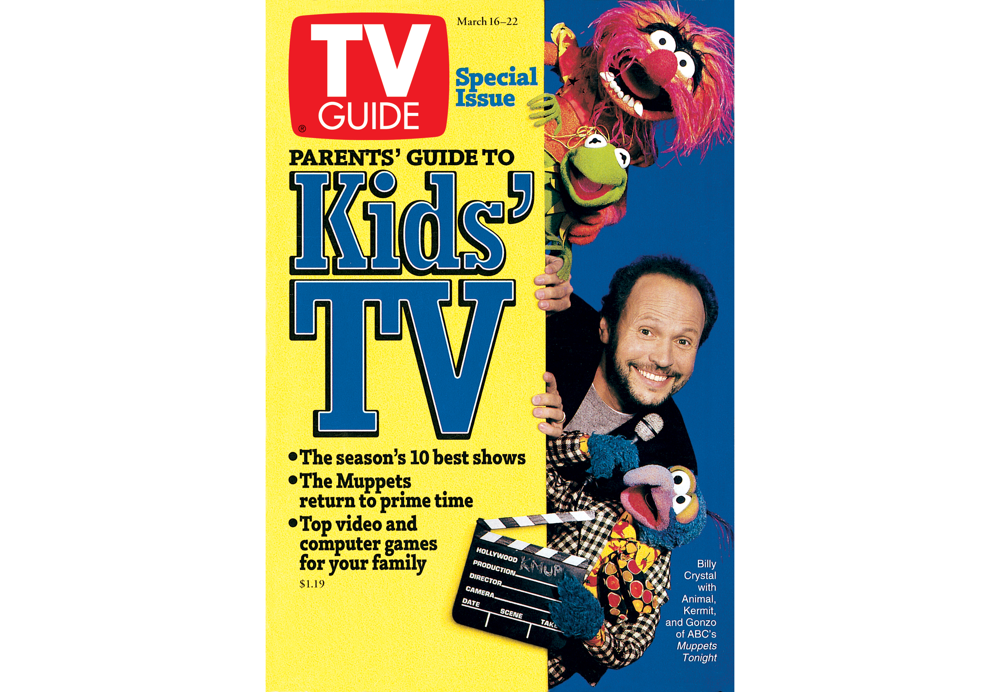 The Muppets with Billy Crystal