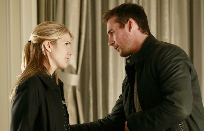 Lily Rabe, Barry Sloane, The Whispers