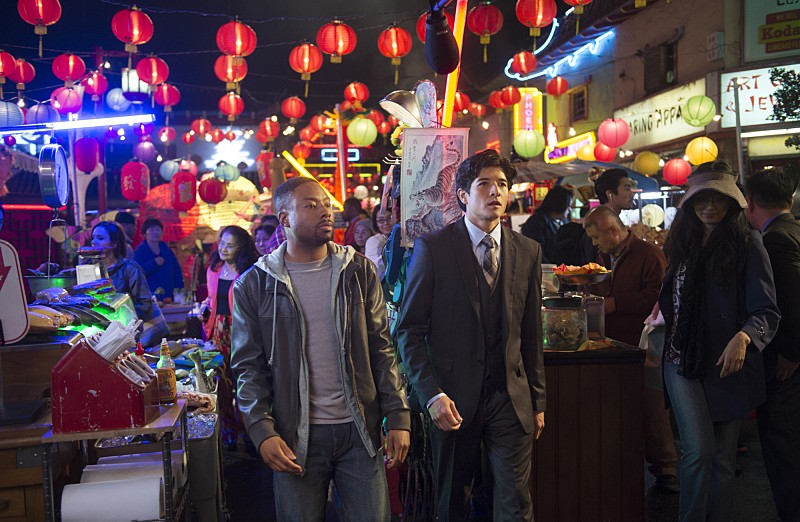 Rush Hour - Jon Foo and Justin Hires