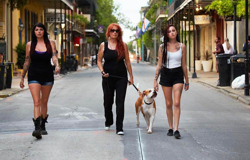 Tania Torres, Tia Torres, Mariah Torres.