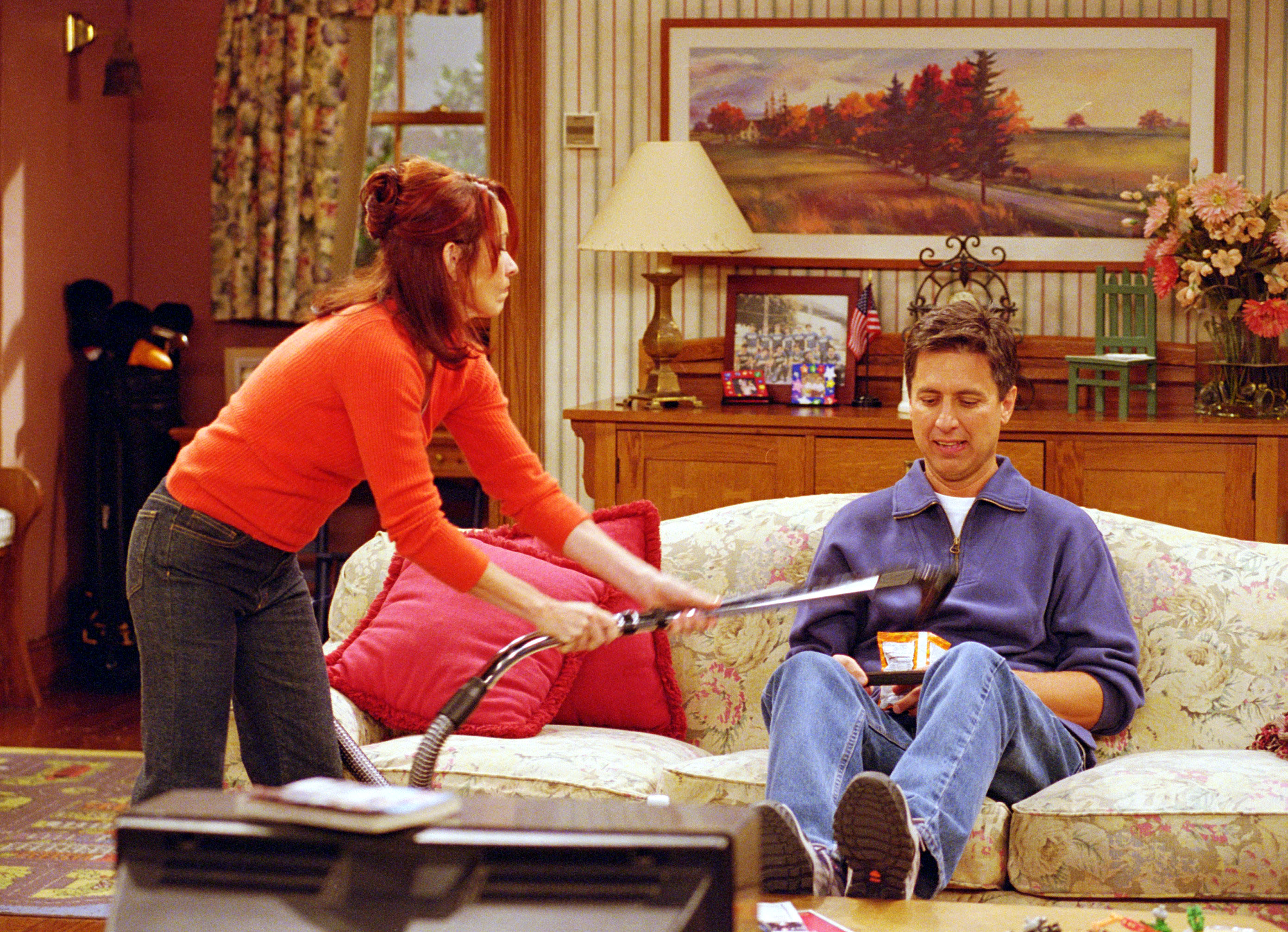 Everybody Loves Raymond, Patrica Heaton, Ray Romano
