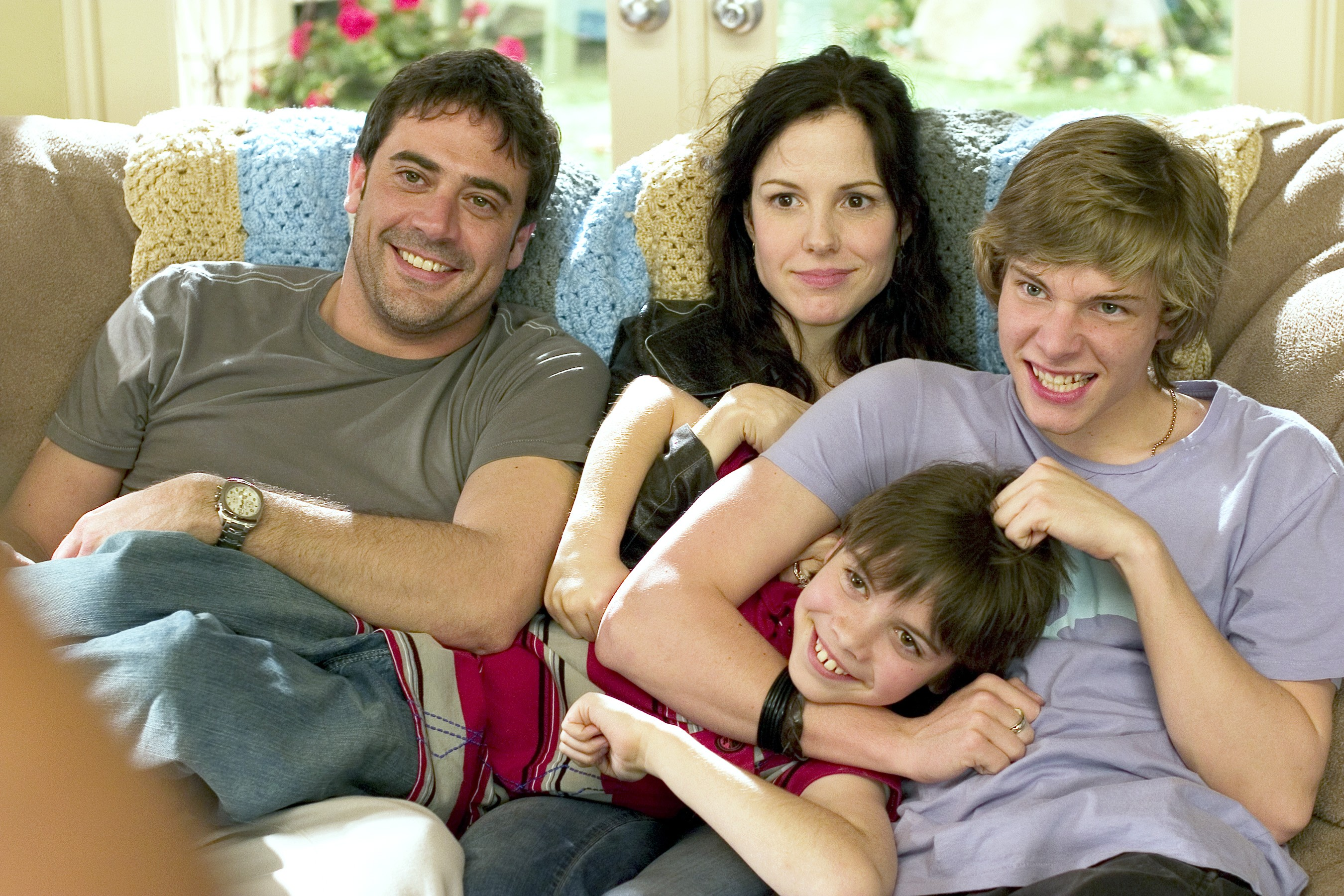 Weeds, Jeffrey Dean Morgan, Mary-Louise Parker