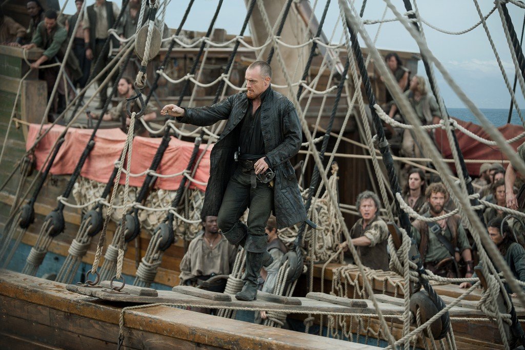 Black Sails - Season 3 - Toby Stephens