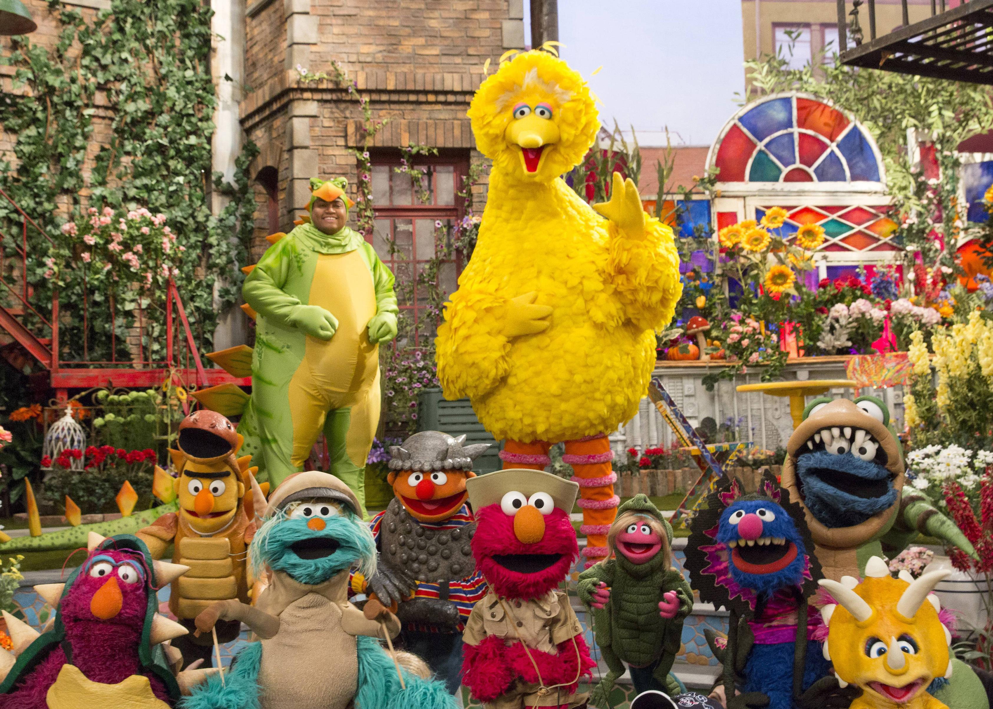 Sesame Street - Cast