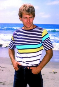 Kin Shriner Photo Shoot - September 13, 1984