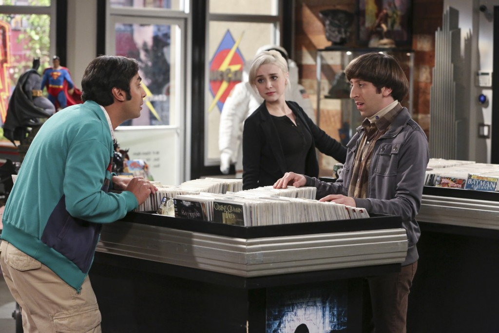 the big bang theory, couples, simon, Alessandra Torresani