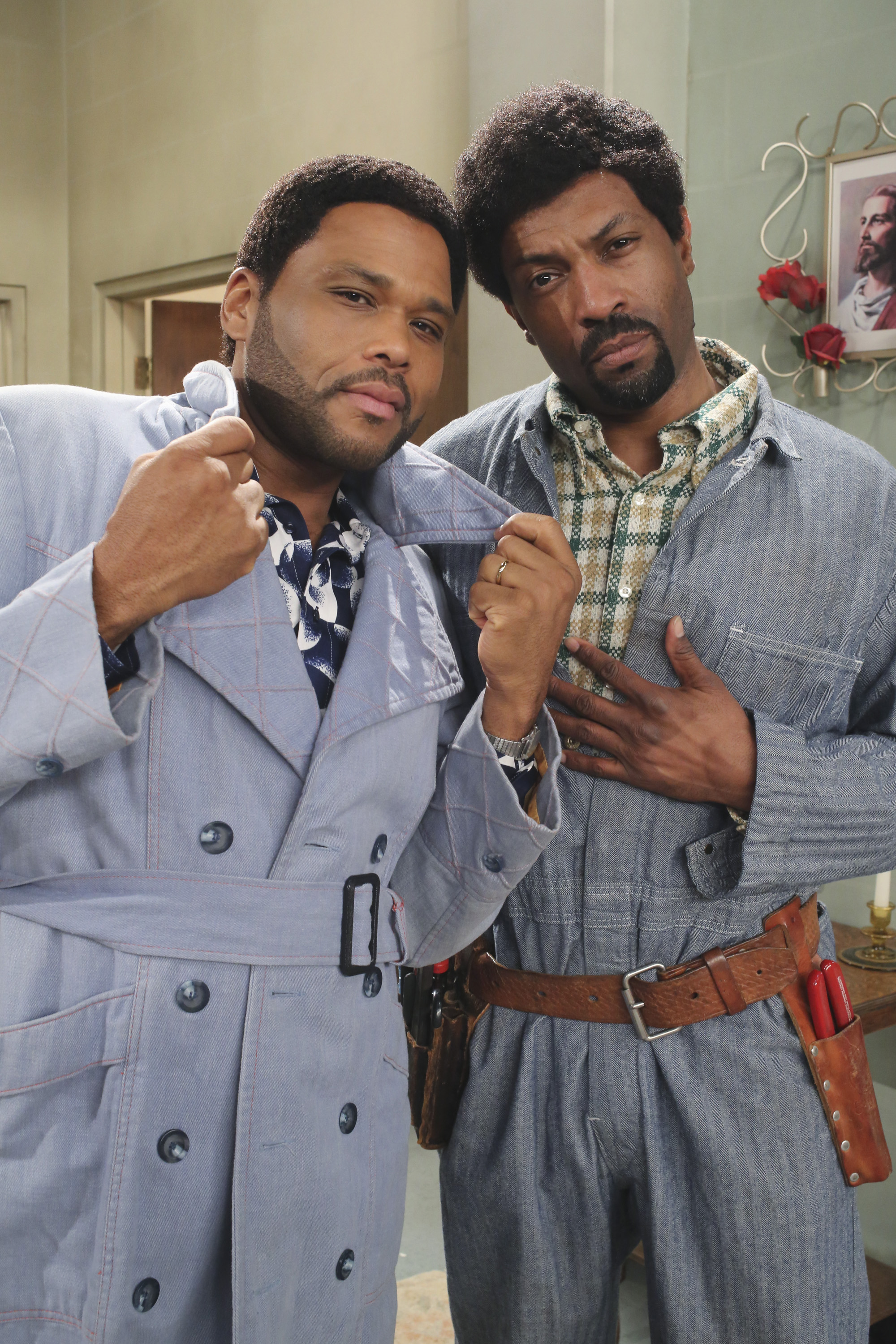 Black-ish, ANTHONY ANDERSON, DEON COLE