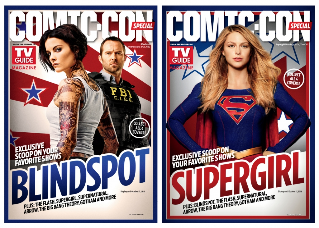 Comic Con TVG covers