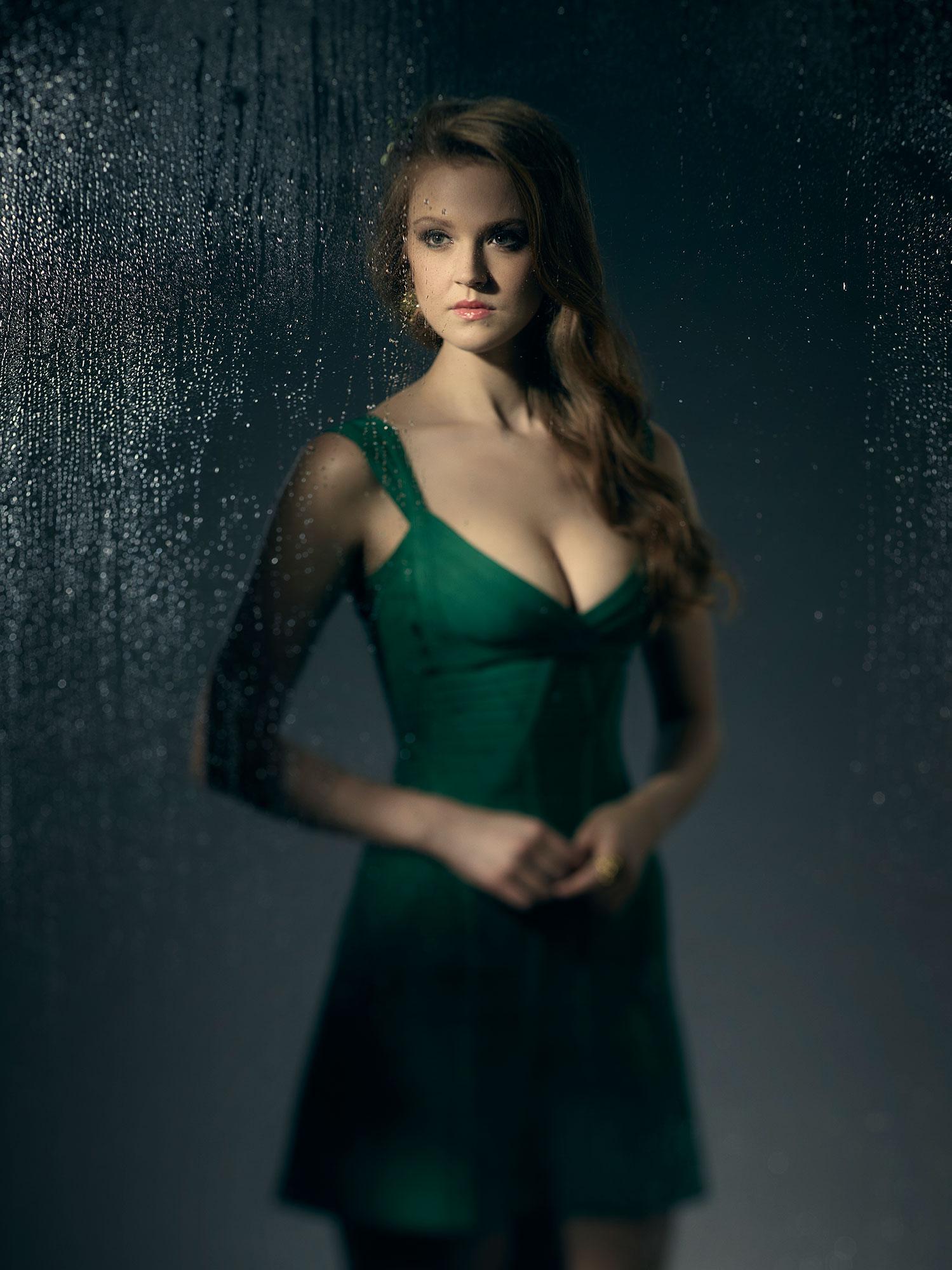 Maggie Geha as Poison Ivy - Gotham