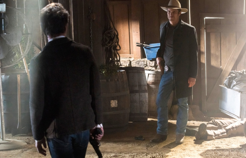 Justified Season 6 Finale