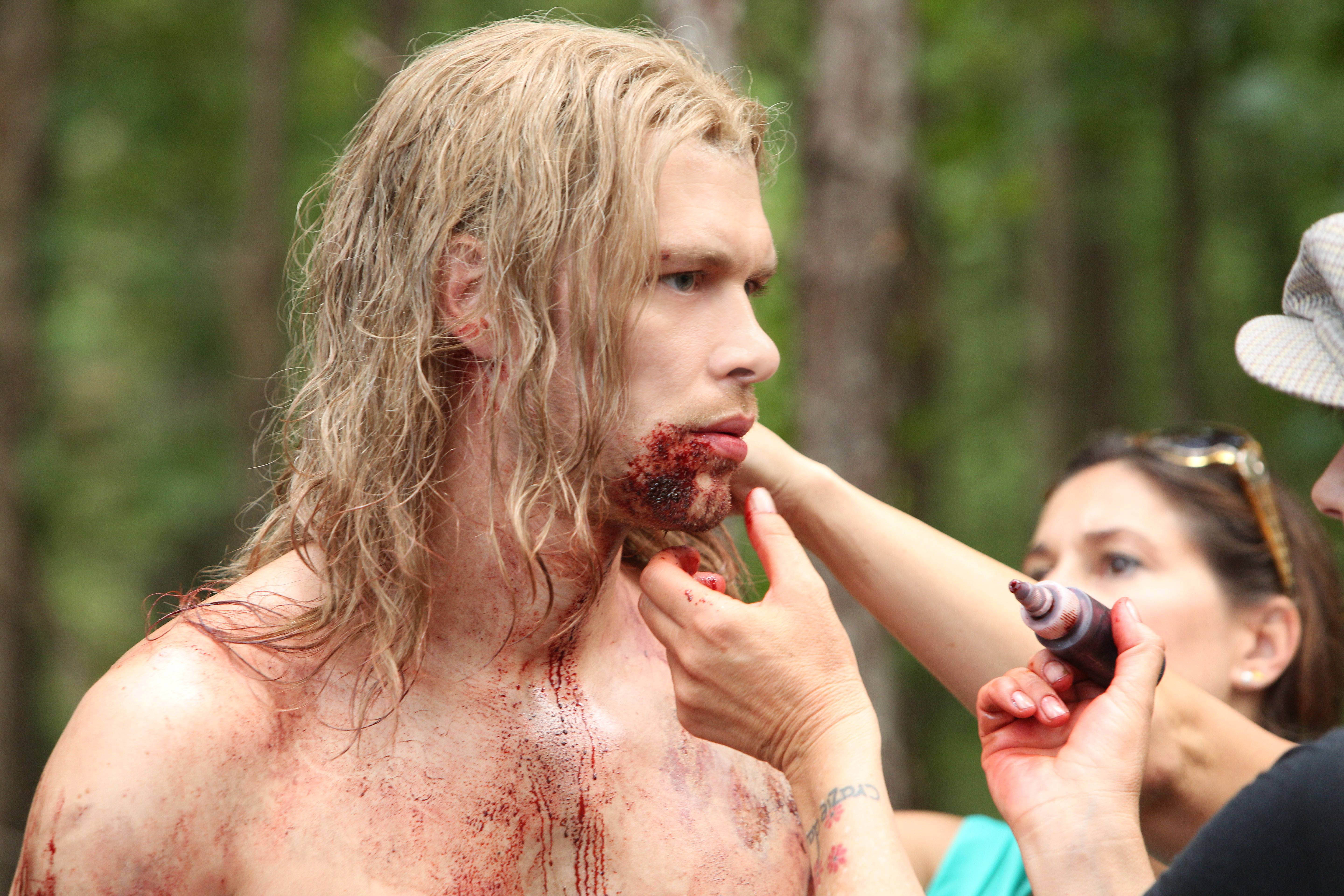 The Originals: (Fake) Blood, Knife Fights and Murder Behind the