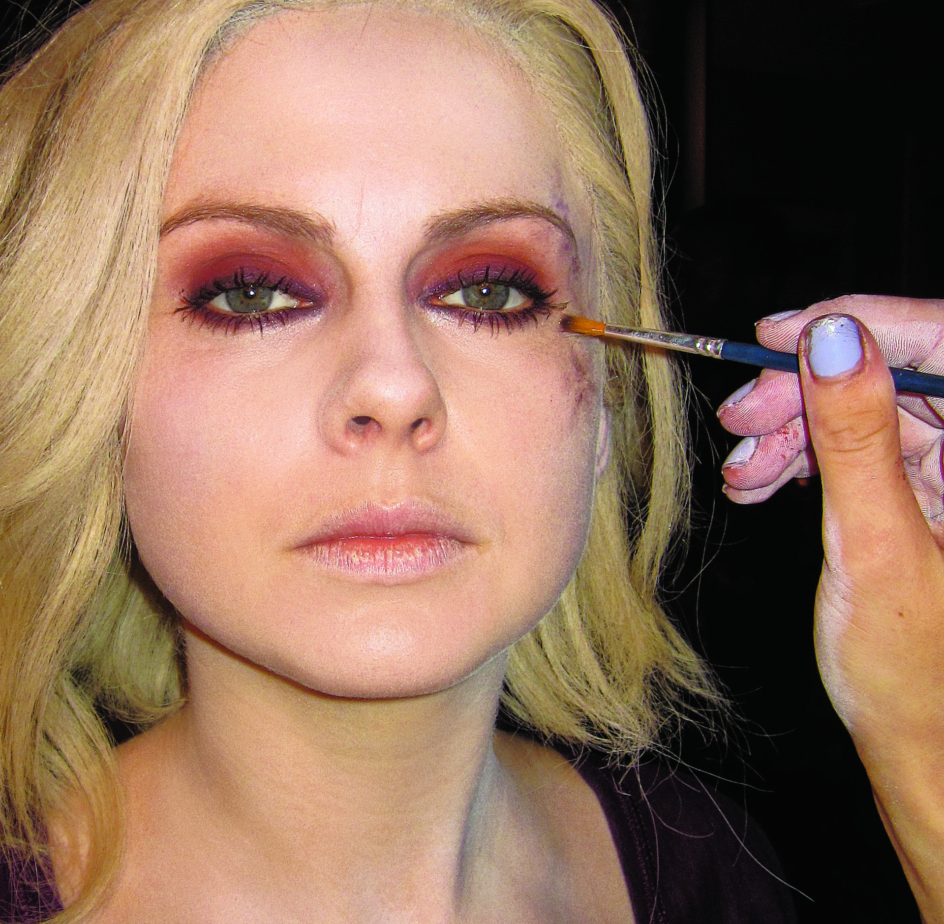 How iZombie Makeup Turns Rose McIver Into the Undead – TV ...