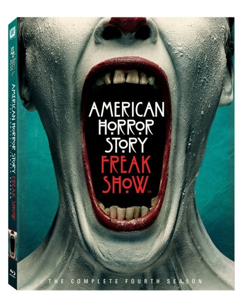 AHS Freak Show box art