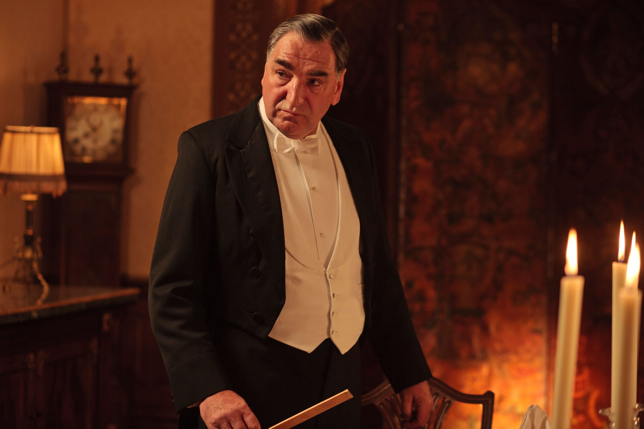 DOWNTON ABBEY, Jim Carter, 'Episode 2.5', (Season 2, aired Oct. 19, 2011), 2010-. photo: Nick Briggs