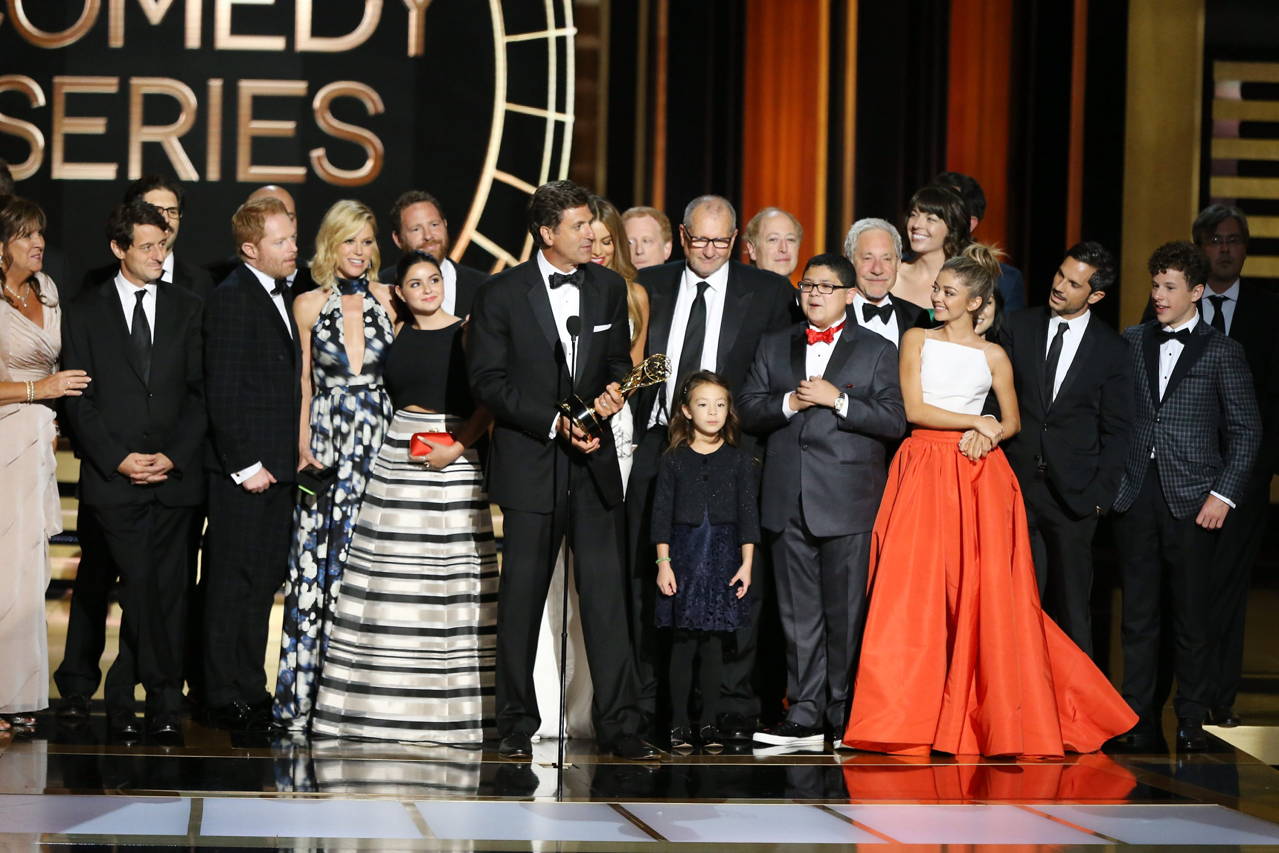 66th Annual Primetime Emmy Awards - Fixed Show
