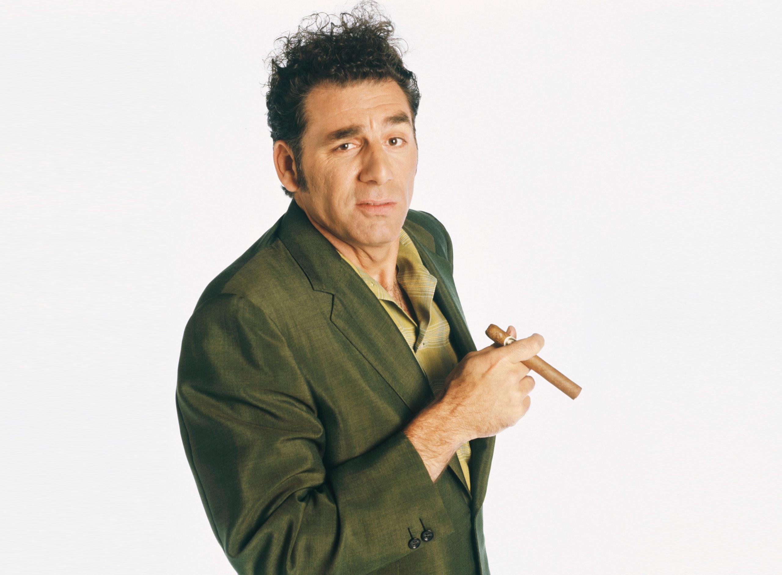 Kramer on Seinfeld