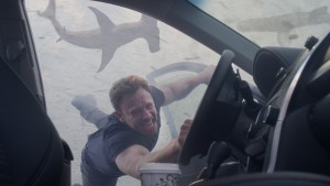 SHARKNADO 3: OH HELL NO! -- Pictured: Ian Ziering as Fin Shepard -- (Photo by: