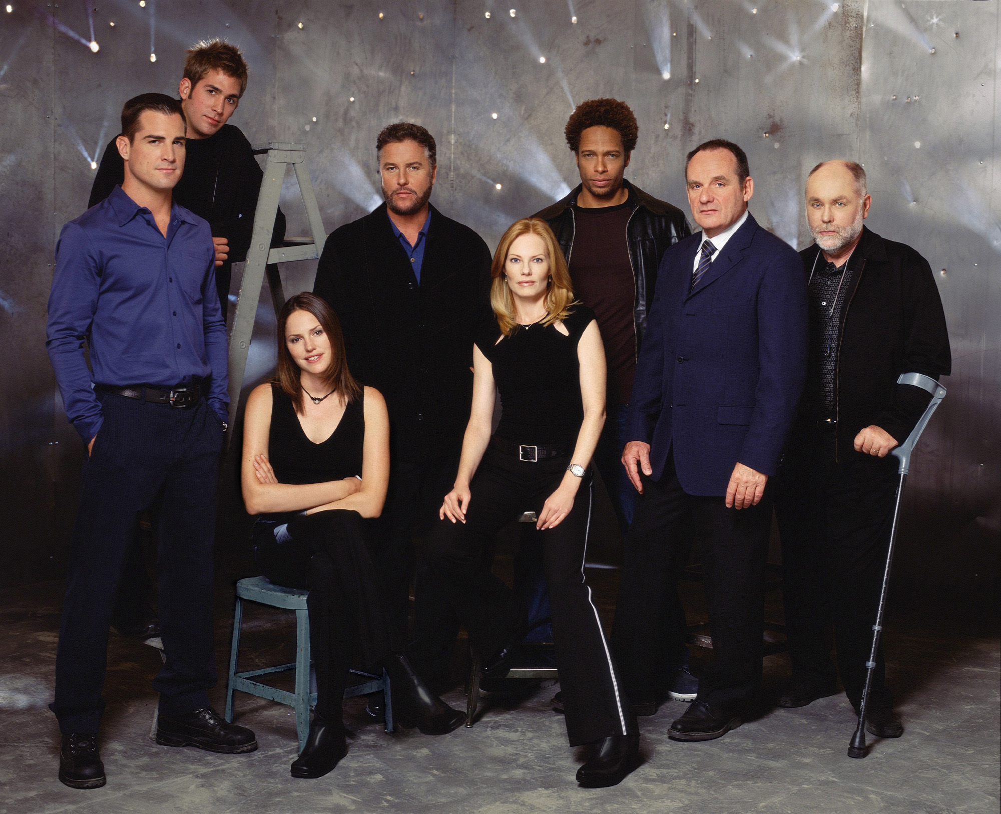 'CSI: Crime Scene Investigation' Cast