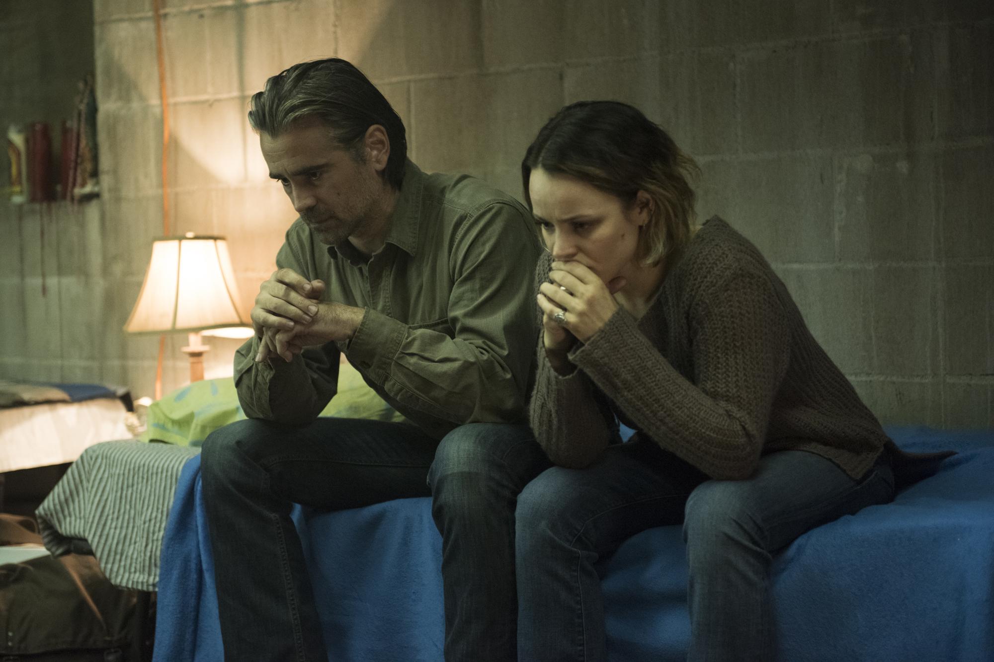 True Detective Season 2 Finale Colin Farrell Rachel McAdams
