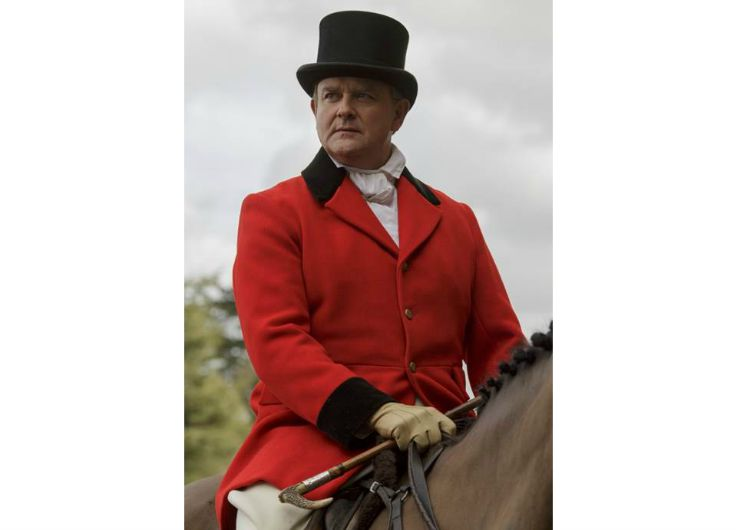 Lord Grantham - Downton Abbey Season 6