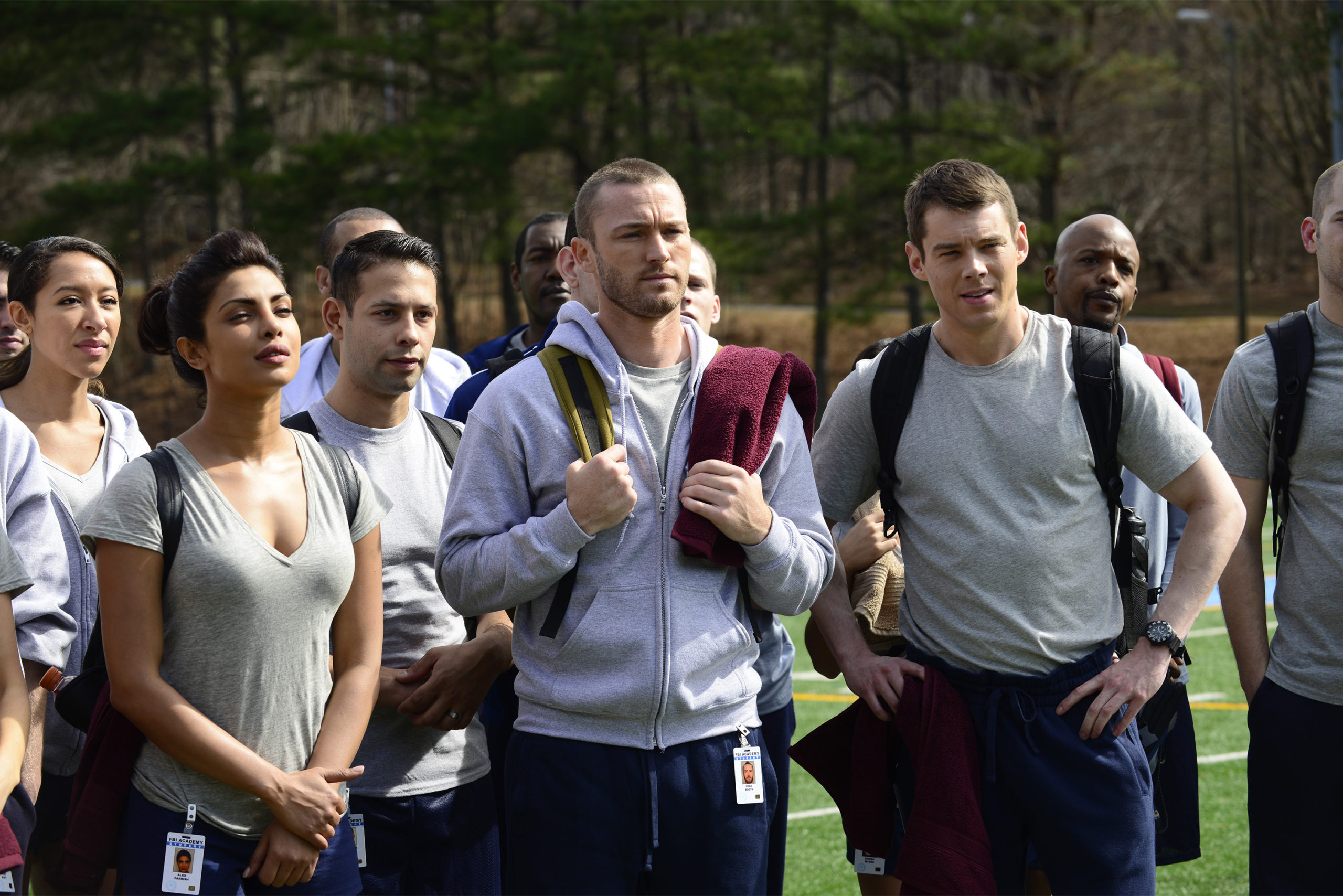 PRIYANKA CHOPRA, JAKE MCLAUGHLIN, BRIAN J. SMITH