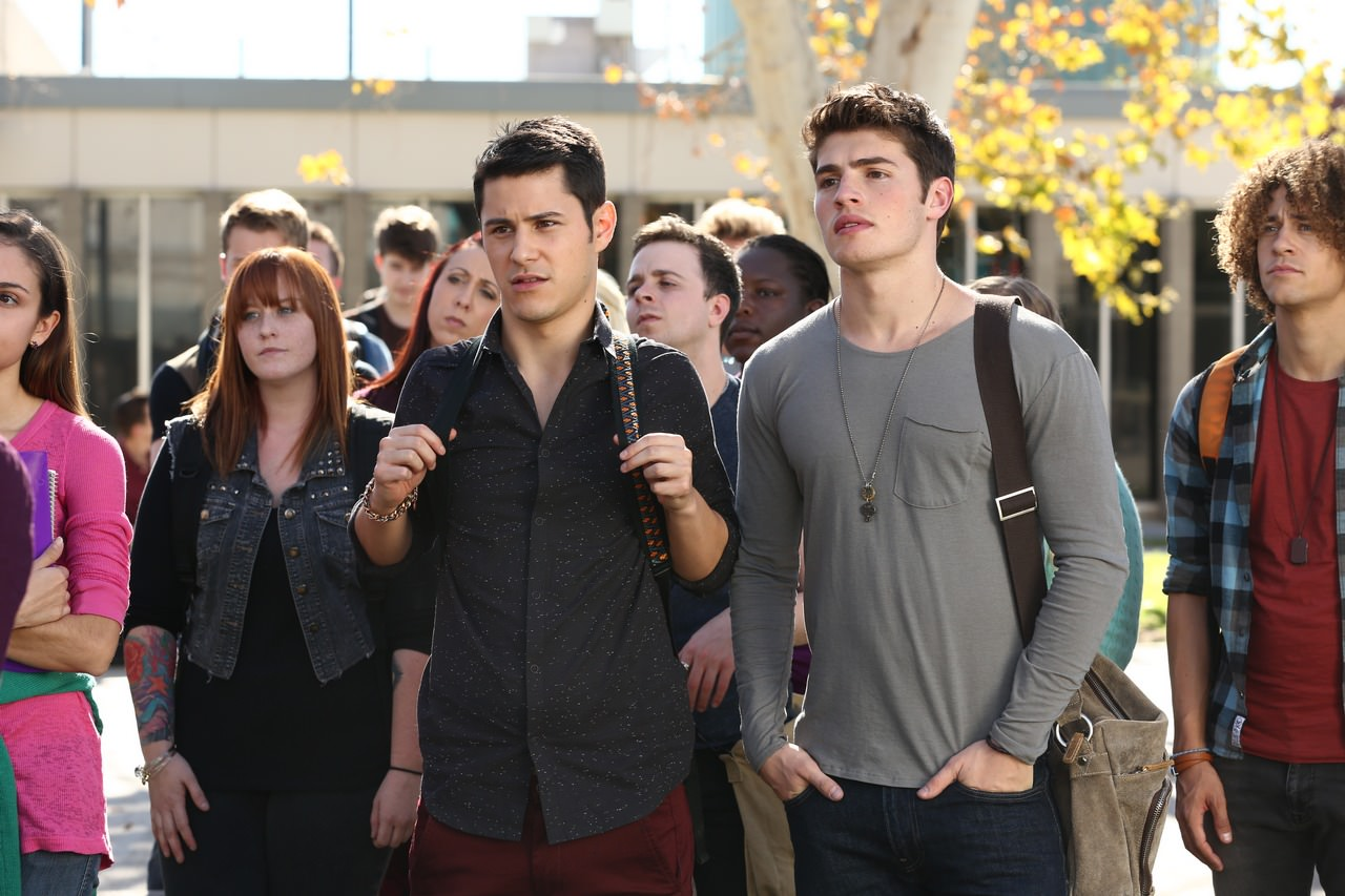 Shane and Liam on MTV's Faking It