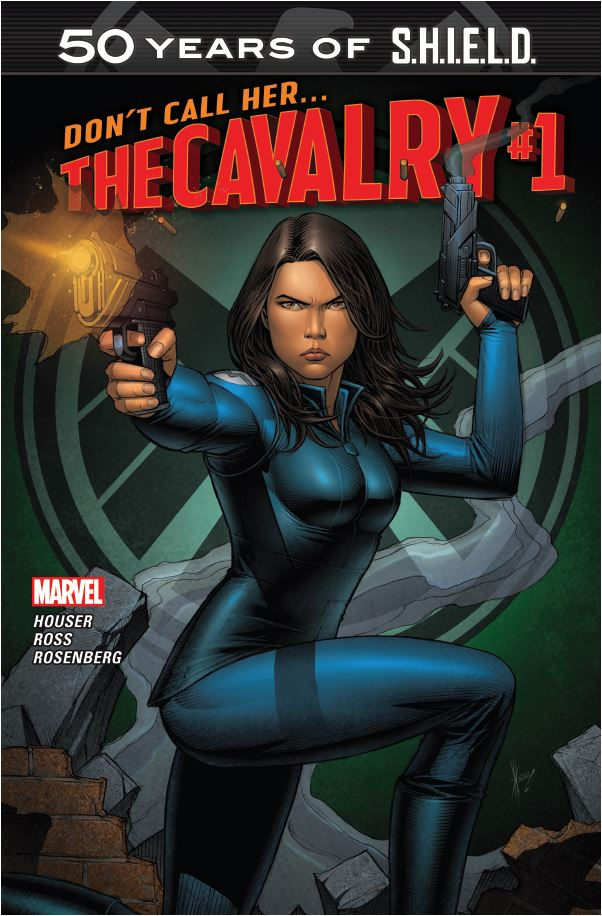 The Cavalry - Marvel's Agents of SHIELD comic book