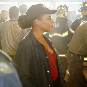 Miranda Shaw (Aunjanue Ellis) - Quantico