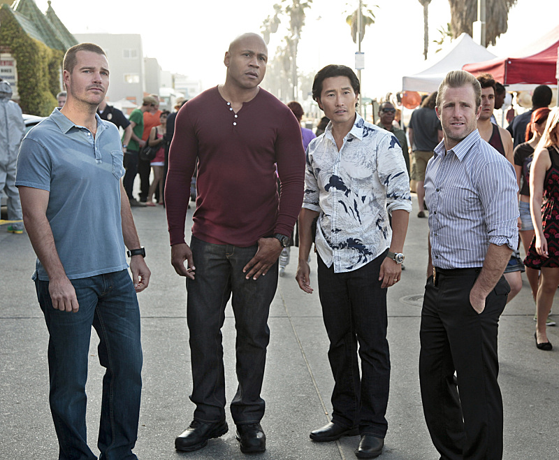 NCIS: Los Angeles and Hawaii Five-O crossover