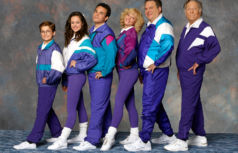 Goldbergs Family Halloween Costume