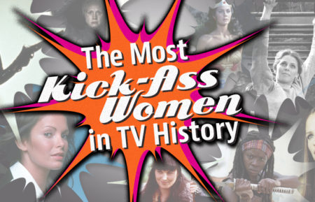 Kick-Ass Women on TV