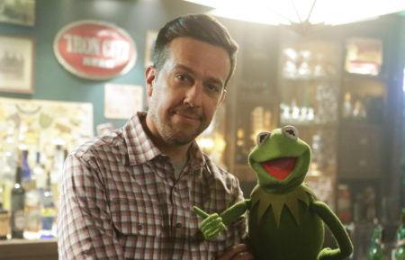 Muppets, Ed Helms, Kermit the Frog