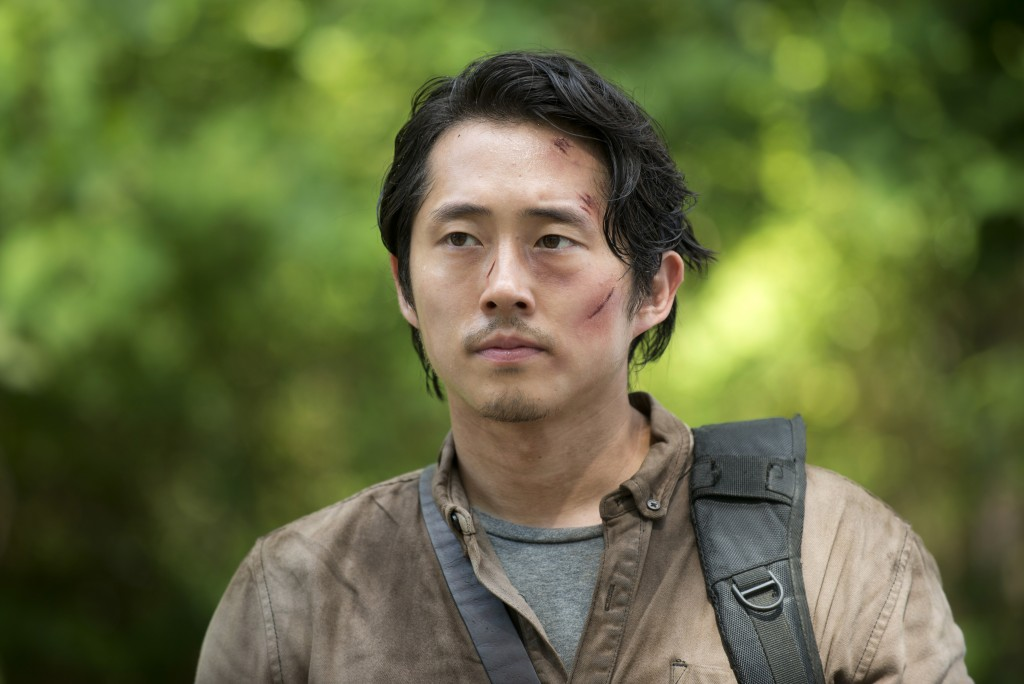 Steven Yeun The Walking Dead Season 6
