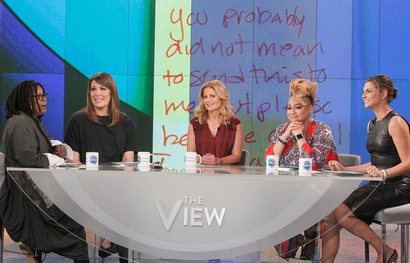 TV Talk Show Hosts: The View
