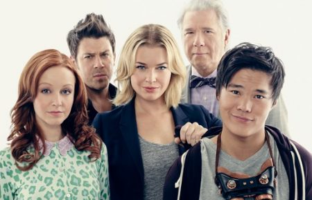 The Librarians cast - TNT