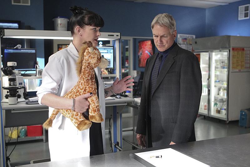 NCIS - Gibbs and Abby