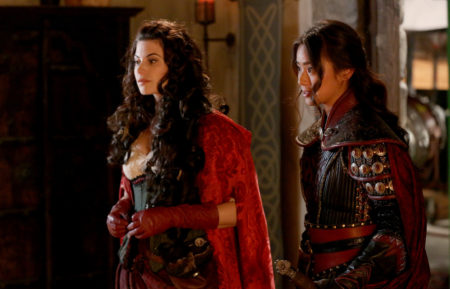 Once Upon a Time - MEGHAN ORY, JAMIE CHUNG