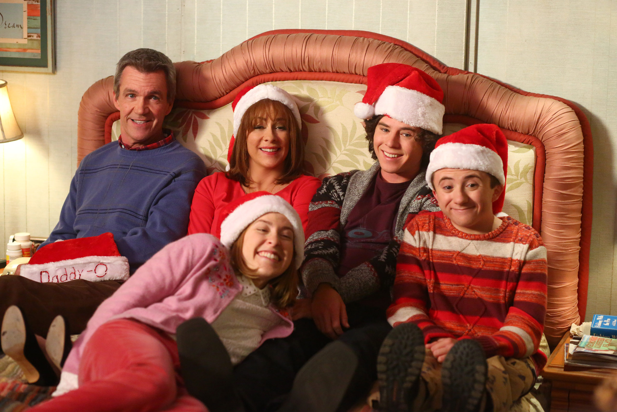The Middle - NEIL FLYNN, PATRICIA HEATON, EDEN SHER, CHARLIE MCDERMOTT, ATTICUS SHAFFER