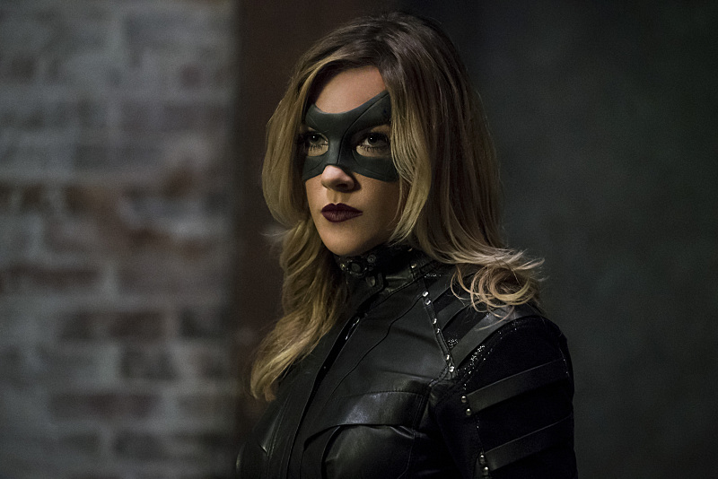 Arrow - Katie Cassidy - Black Canary