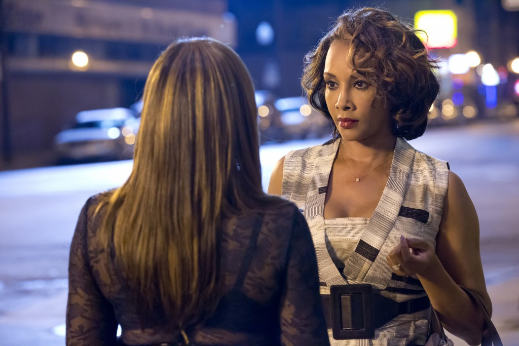 Empire - Taraji P. Henson, Vivica A. Fox