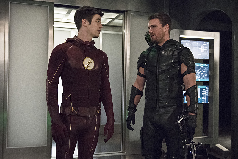 The Flash Arrow crossover