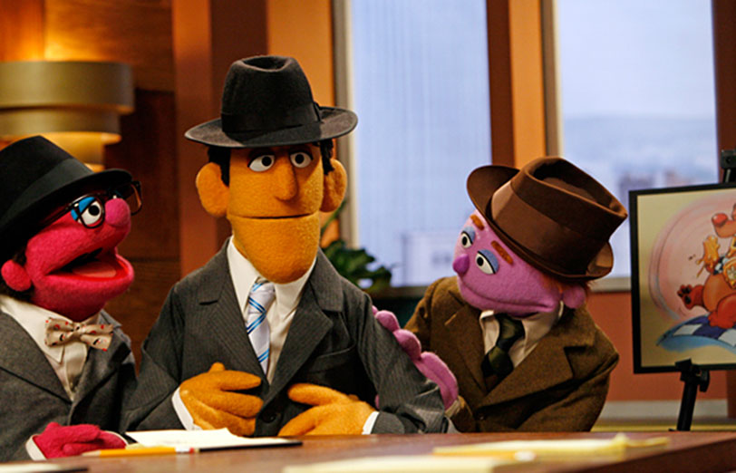 7 Times Sesame Street Flawlessly Parodied Popular TV Shows (PHOTOS)