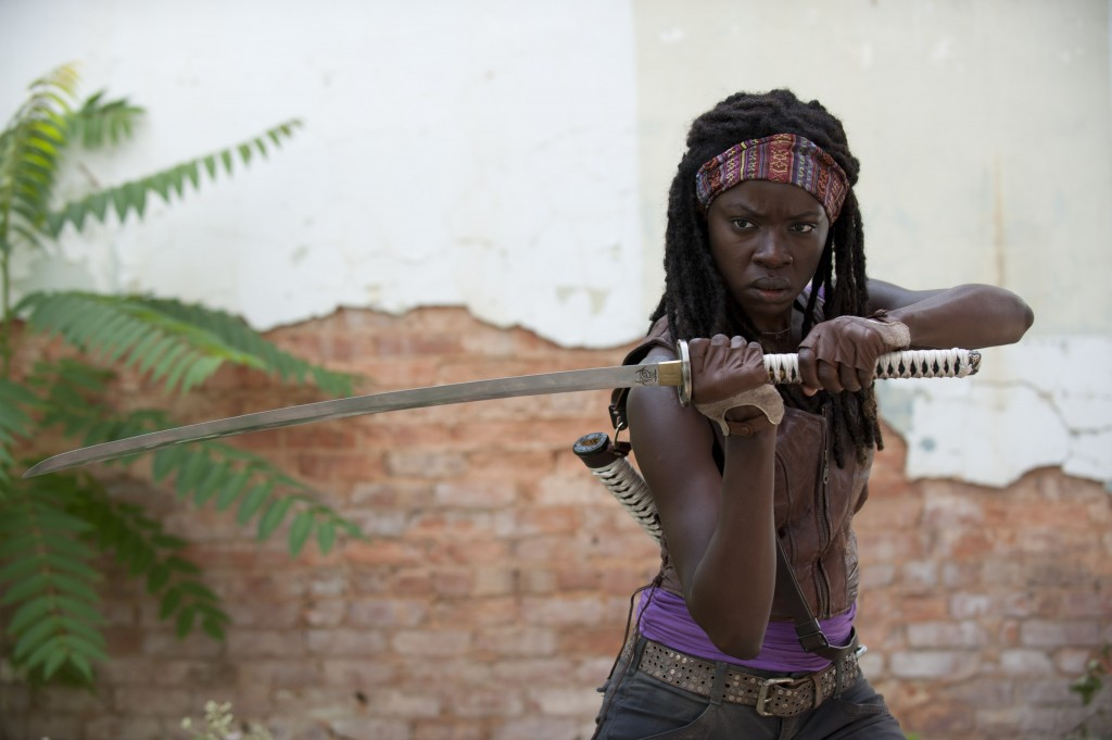 The Walking Dead - Michonne - Danai Gurira