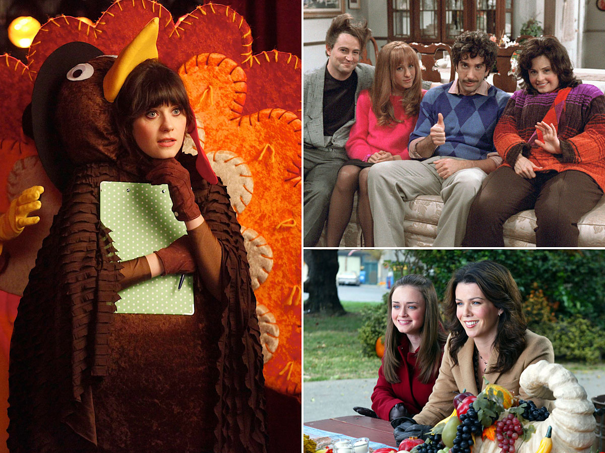 12 Heartfelt Thanksgiving Episodes Worth Watching Again (PHOTOS)