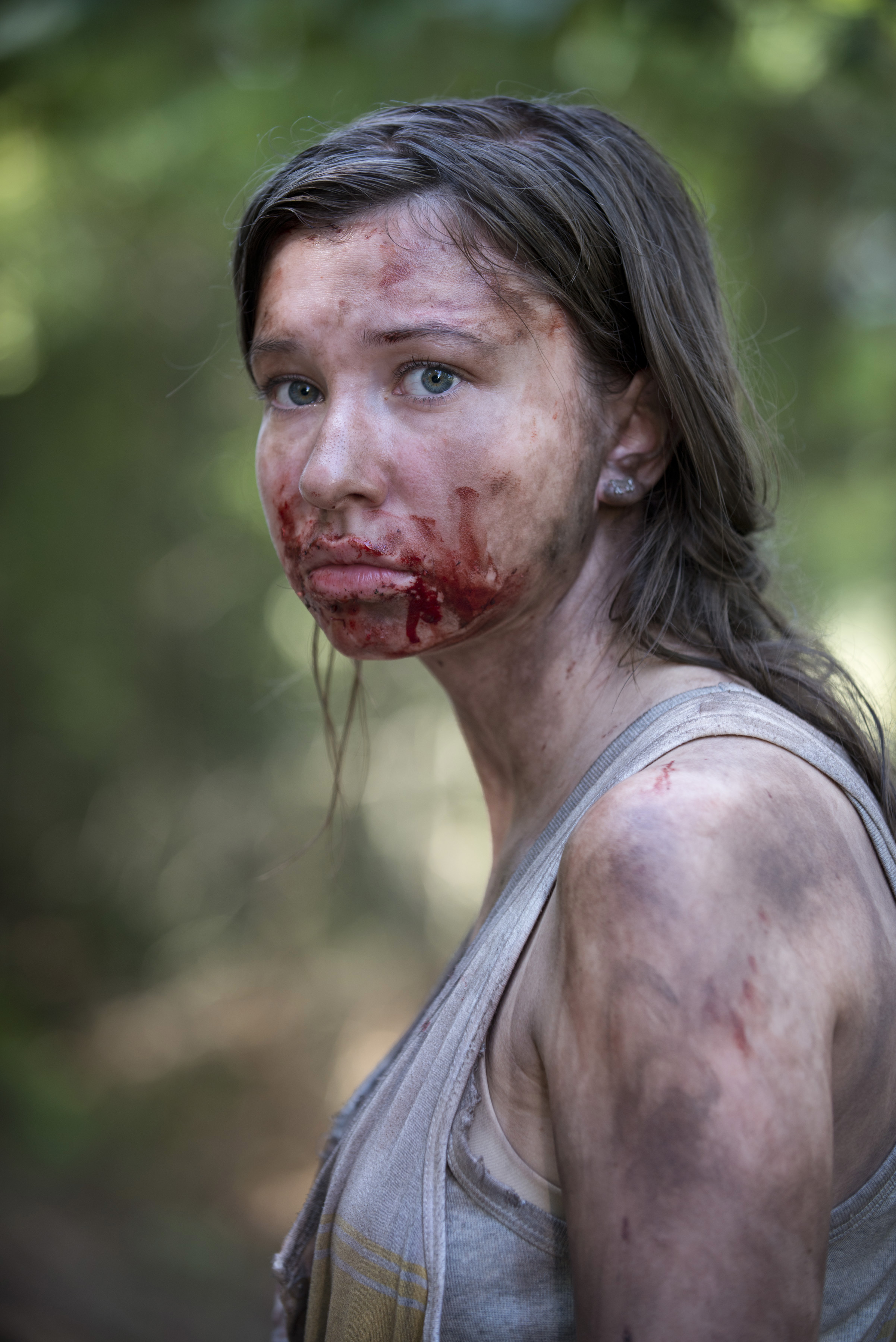 The Walking Dead, Katelyn Nacon