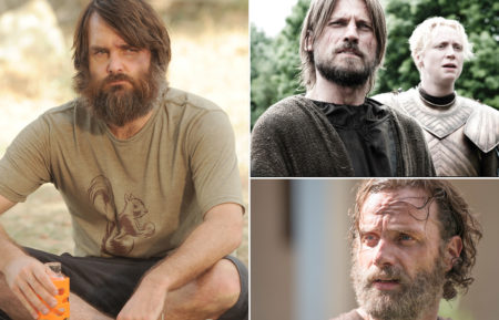 LAST MAN ON EARTH, GAME OF THRONES, WALKING DEAD