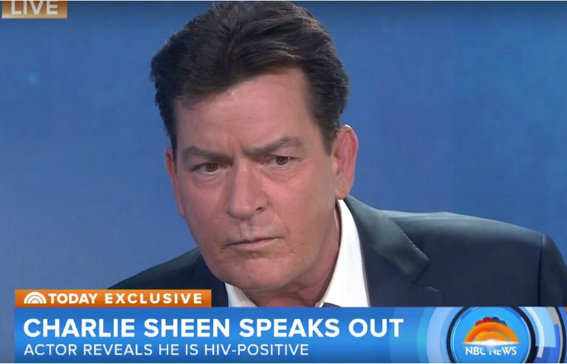 Charlie Sheen - TODAY Show