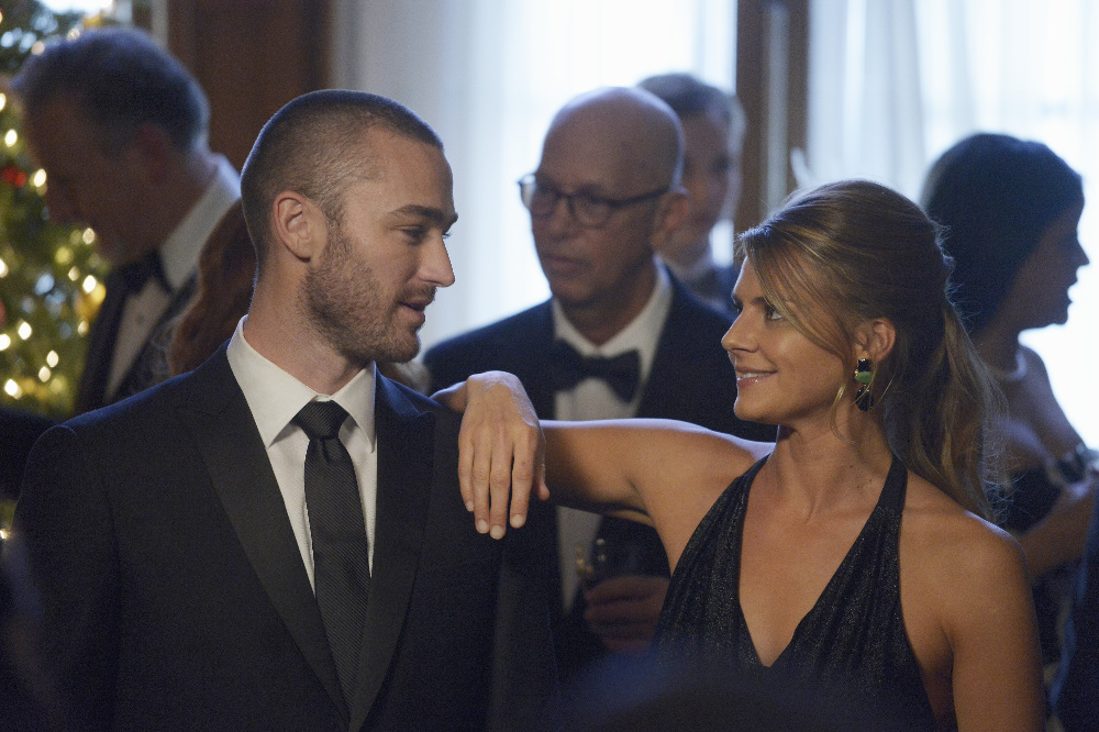 Quantico - JAKE MCLAUGHLIN, ELIZA COUPE